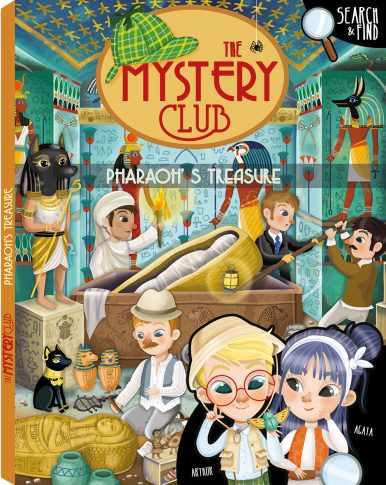 The Mystery Club Serie