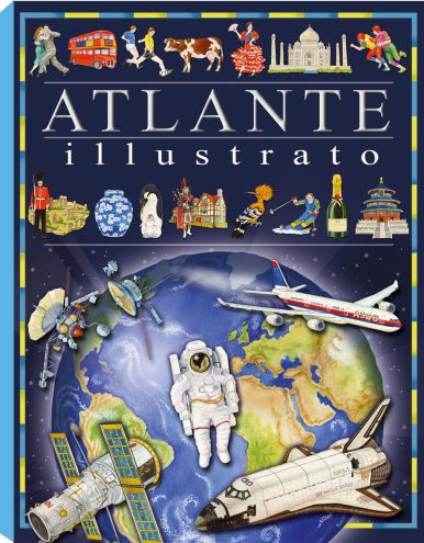 Illustrated atlas serie