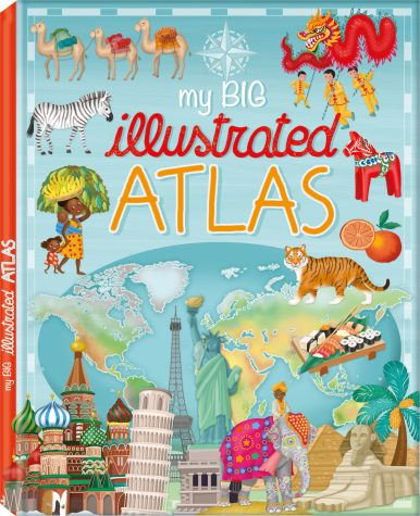 My big illustrated atlas