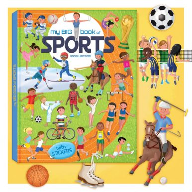 my big Book of Sports