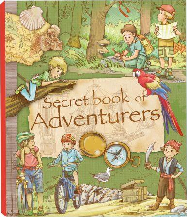 Secret books serie