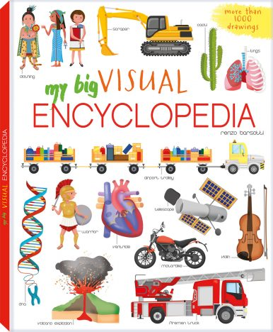 My big visual encyclopedia