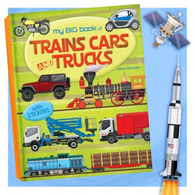 my big book of transports serie