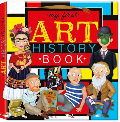 My first art history book