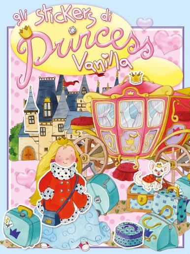 Princess Vanilla serie