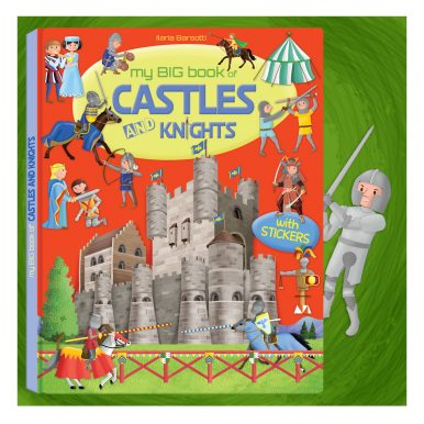 my big Book of KNGHTS and CASTLES