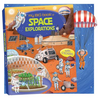 my big Book of Space