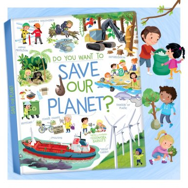 Do you want to save our planet?